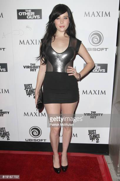 Alessandra Torresani attends Maxim Celebrates The Other Guys at Comic Con Presented by Ubisoft at San Diego on July 24 2010