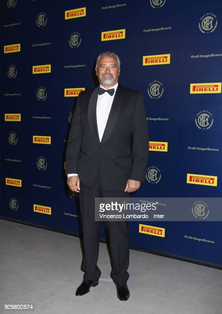 Alessandro Altobelli attends the 110th FC Internazionale anniversary Ceremony Award at Hangar Pirelli on March 9 2018 in Milan Italy