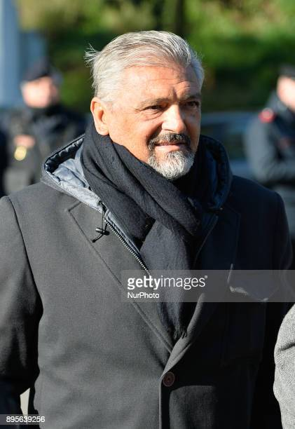 Alessandro Altobelli attends the Italian Olympic Committee 'Collari D'Oro' Awards at Foro Italico on December 19 2017 in Rome Italy