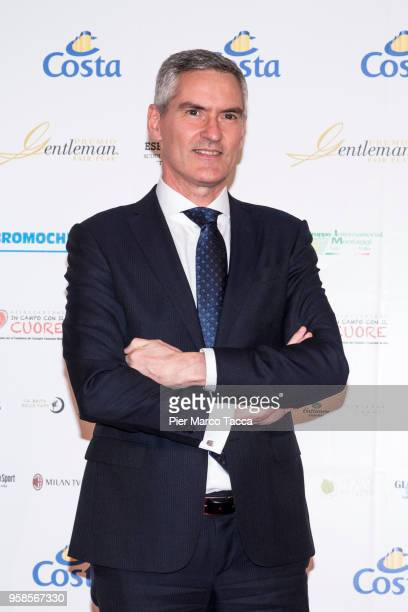 Alessandro Antonello attends the Gentleman Prize on May 14 2018 in Milan Italy
