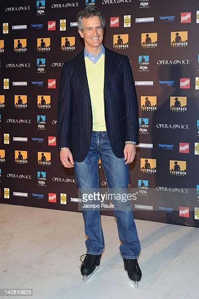 Alessandro Benetton attends 'Opera On ice' Milan Premiere on April 12 2012 in Milan Italy