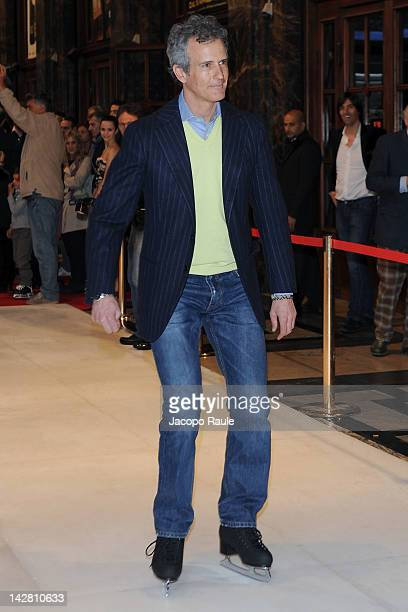 Alessandro Benetton attends 'Opera On ice' Milan Premiere on April 12 2012 in Milan Italy