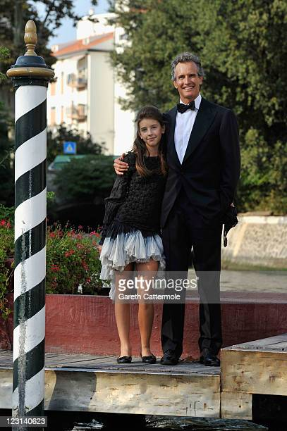 Alessandro Benetton attends the 68th Venice Film Festival on August 31 2011 in Venice Italy
