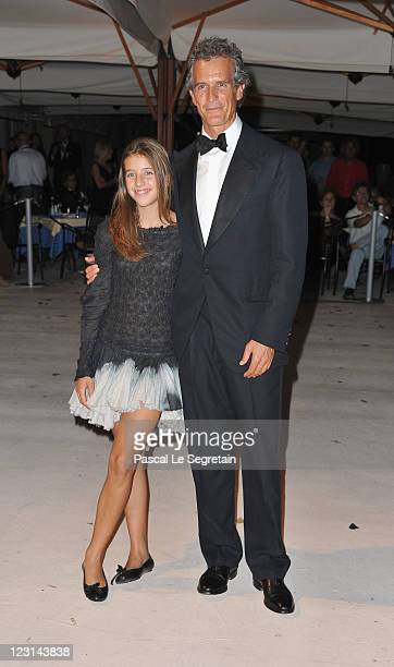 Alessandro Benetton attends the opening dinner during the 68th Venice Film Festival at the Hotel Excelsior on August 31 2011 in Venice Italy