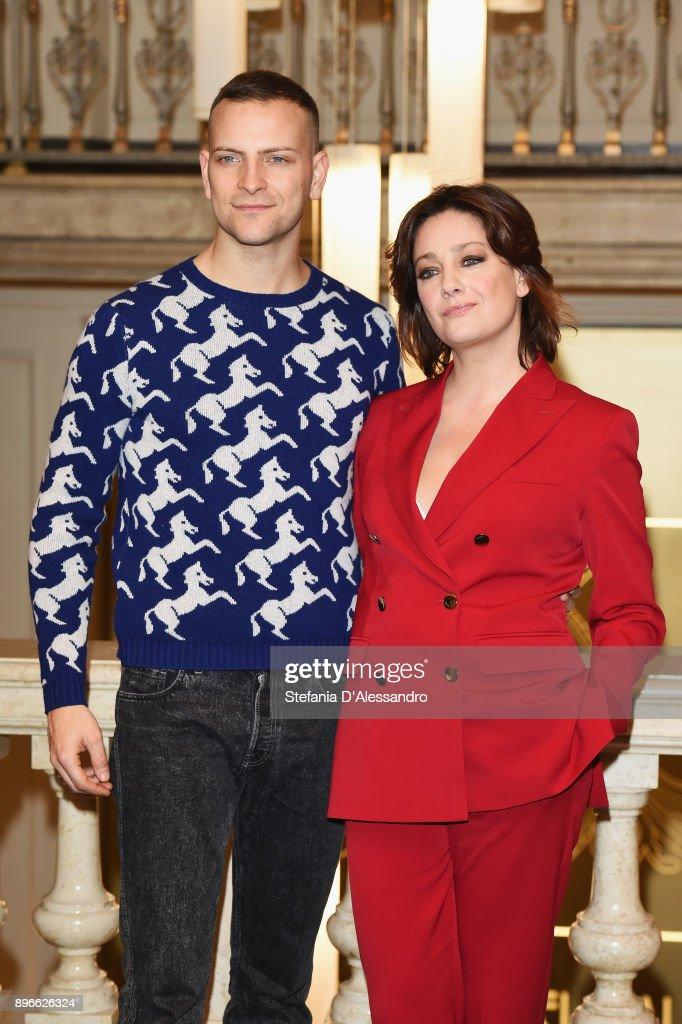 Alessandro Borghi And Giovanna Mezzogiorno Attend Napoli Velata News Photo Getty Images