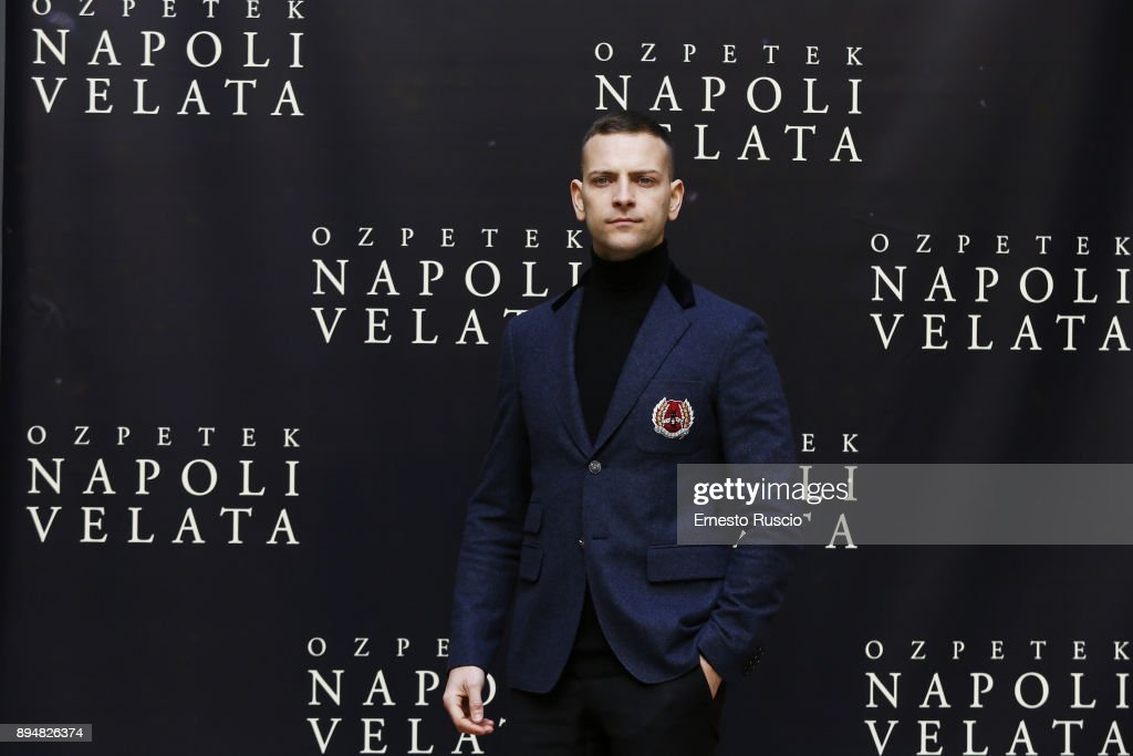 Napoli Velata Photocall In Rome