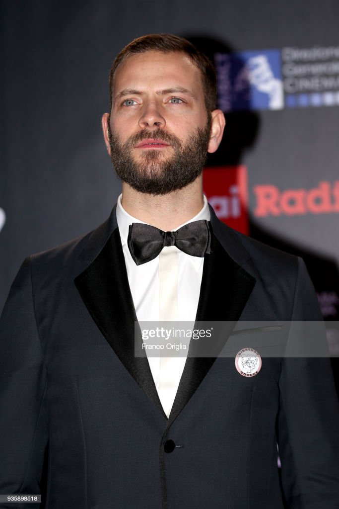 62. David Di Donatello - Red Carpet