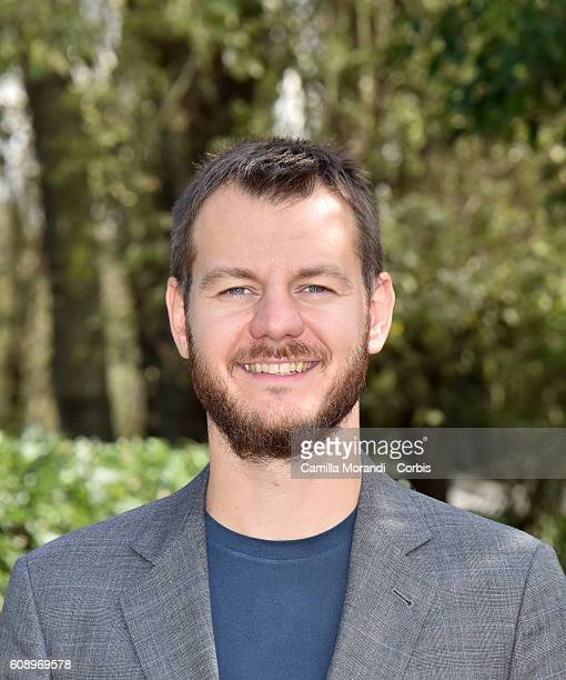 Alessandro Cattelan attends 'Pets' Photocall In Rome on September 20 2016 in Rome Italy