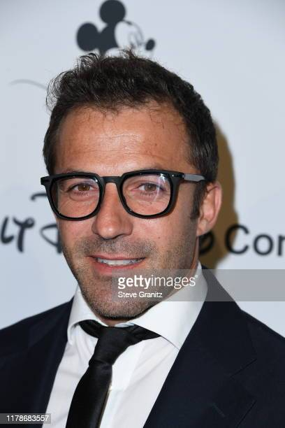 Alessandro Del Piero arrives at the Save the Children's Centennial Celebration Once In A Lifetime Presented By The Walt Disney Company at The Beverly...