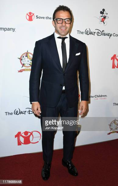 Alessandro Del Piero attends Save the Children's Centennial Celebration Once In A Lifetime Presented By The Walt Disney Company at The Beverly Hilton...
