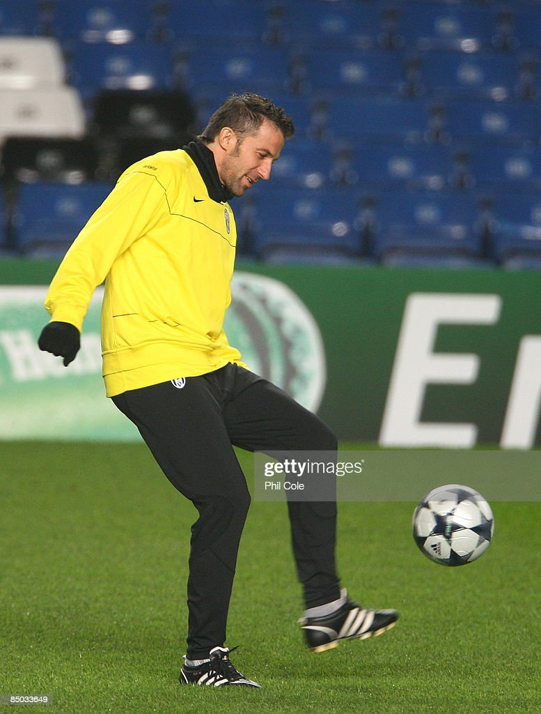 Juventus Training : News Photo