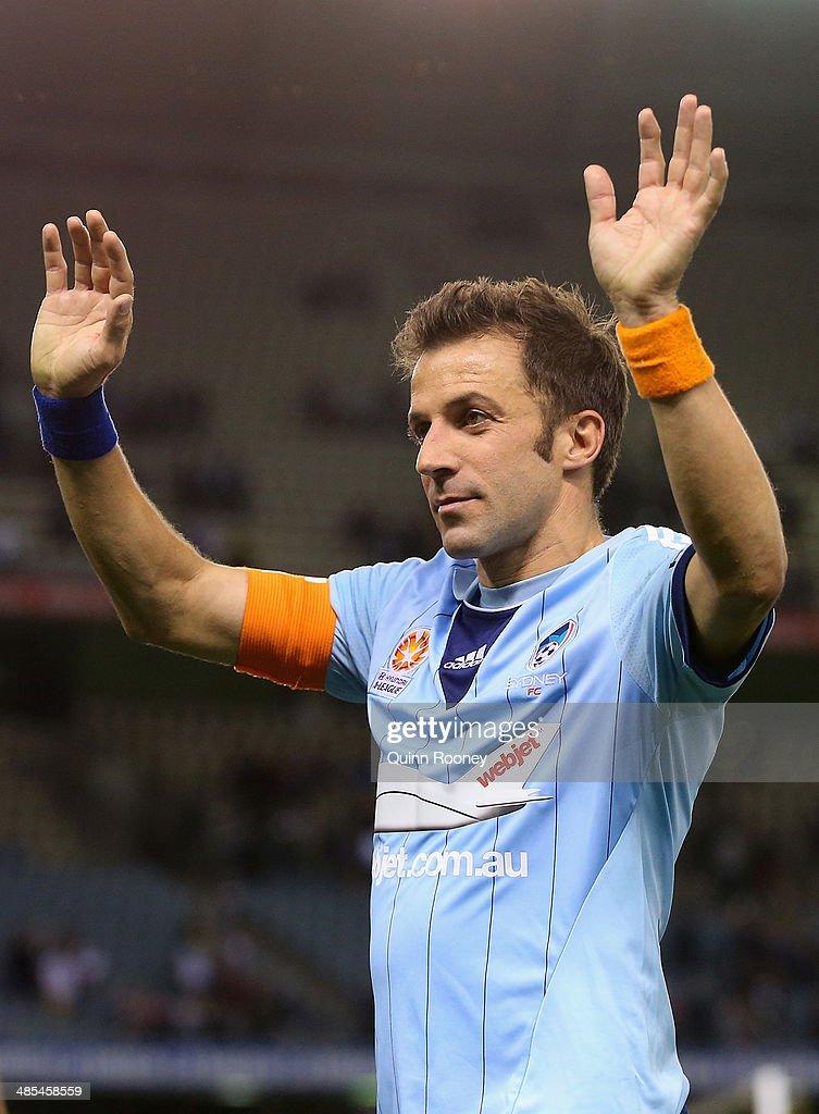 A-League Elimination Final - Melbourne v Sydney