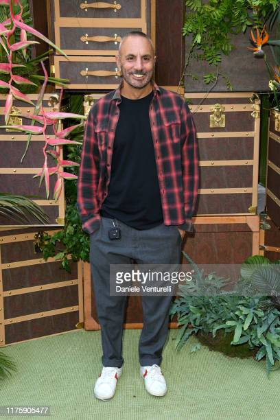 Alessandro Dell'Acqua attends the Etro fashion show during the Milan Fashion Week Spring/Summer 2020 on September 20 2019 in Milan Italy