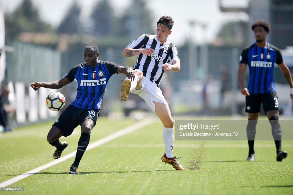 Juventus U19 v FC Internazionale U19 - Serie A Primavera