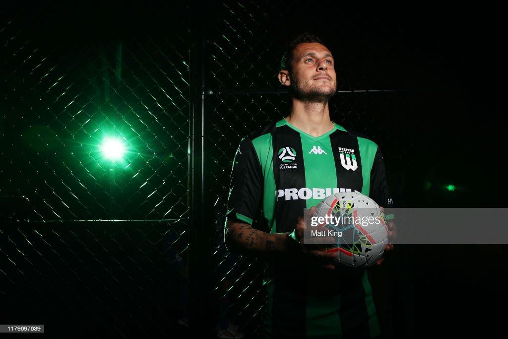 A-League 2019/20 Season Launch : Nachrichtenfoto