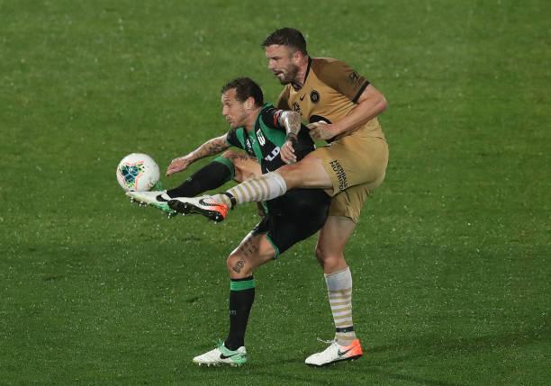 AUS: A-League Rd 25 - Western United v Western Sydney