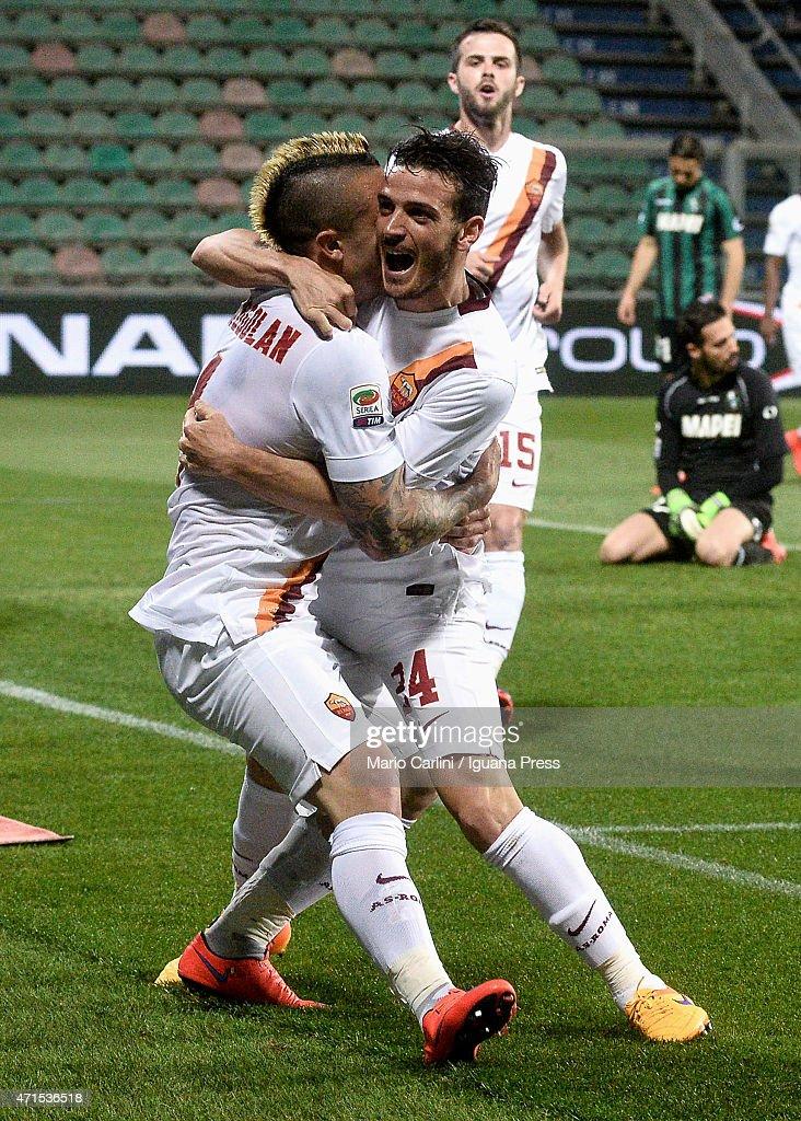 US Sassuolo Calcio v AS Roma - Serie A