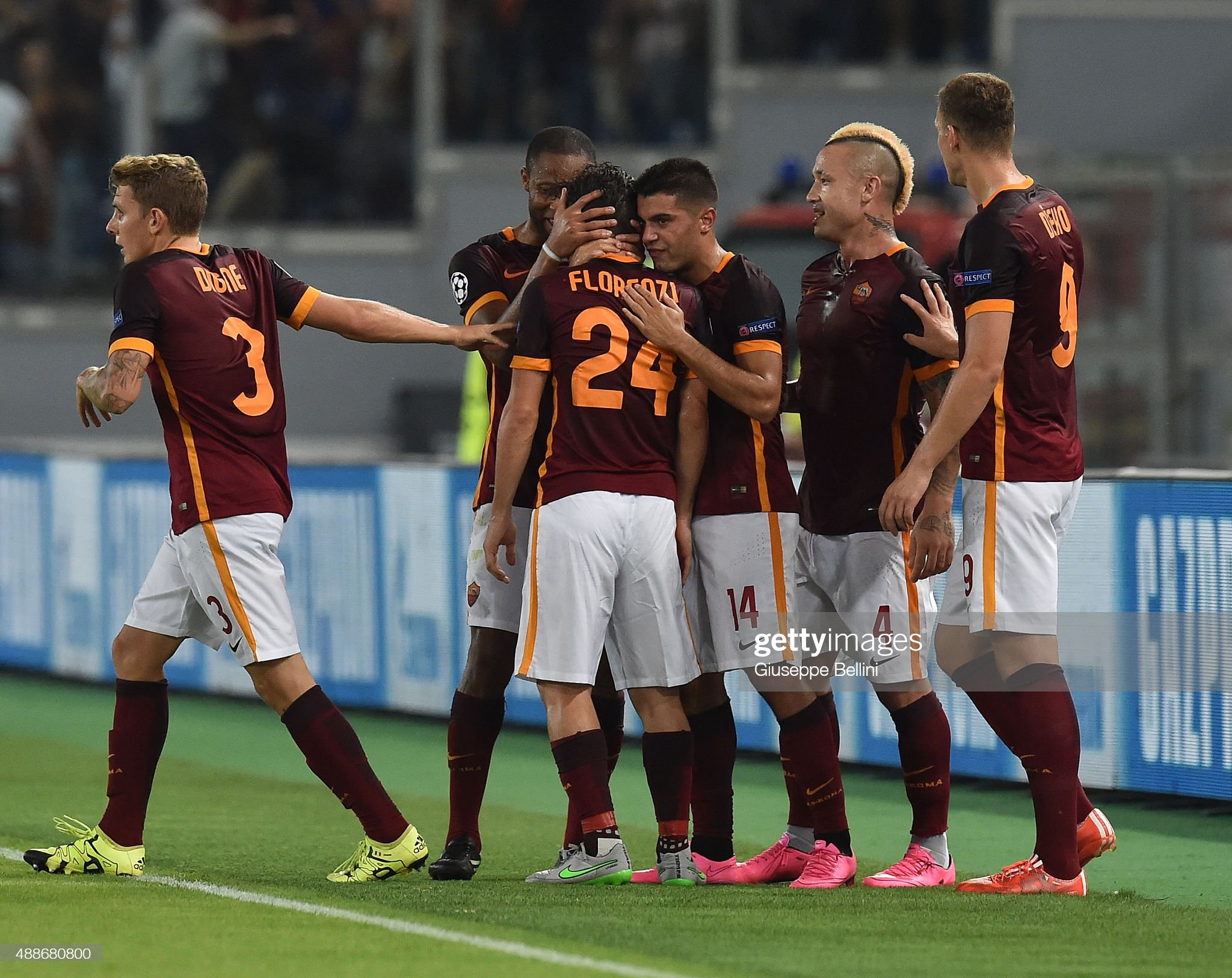 ¿Cuánto mide Alessandro Florenzi? - Real height Alessandro-florenzi-of-as-roma-celebrates-after-scoring-the-goal-11-picture-id488680800?s=2048x2048