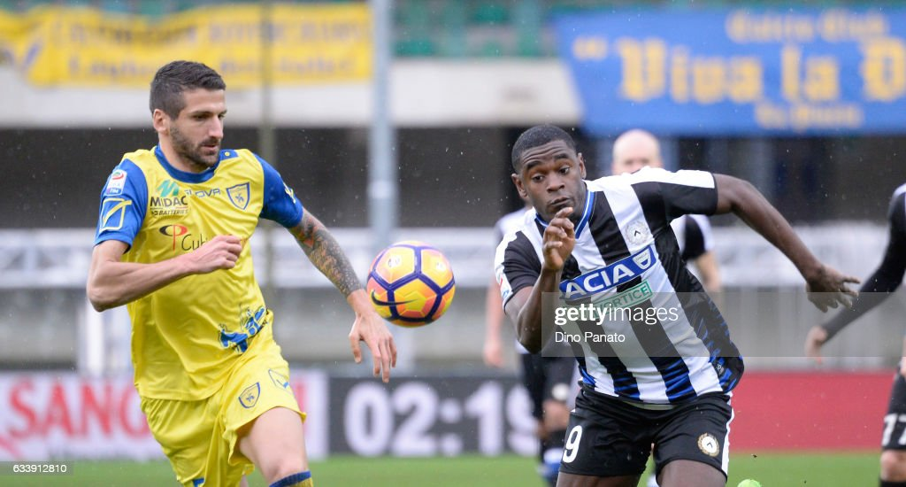 AC ChievoVerona v Udinese Calcio - Serie A