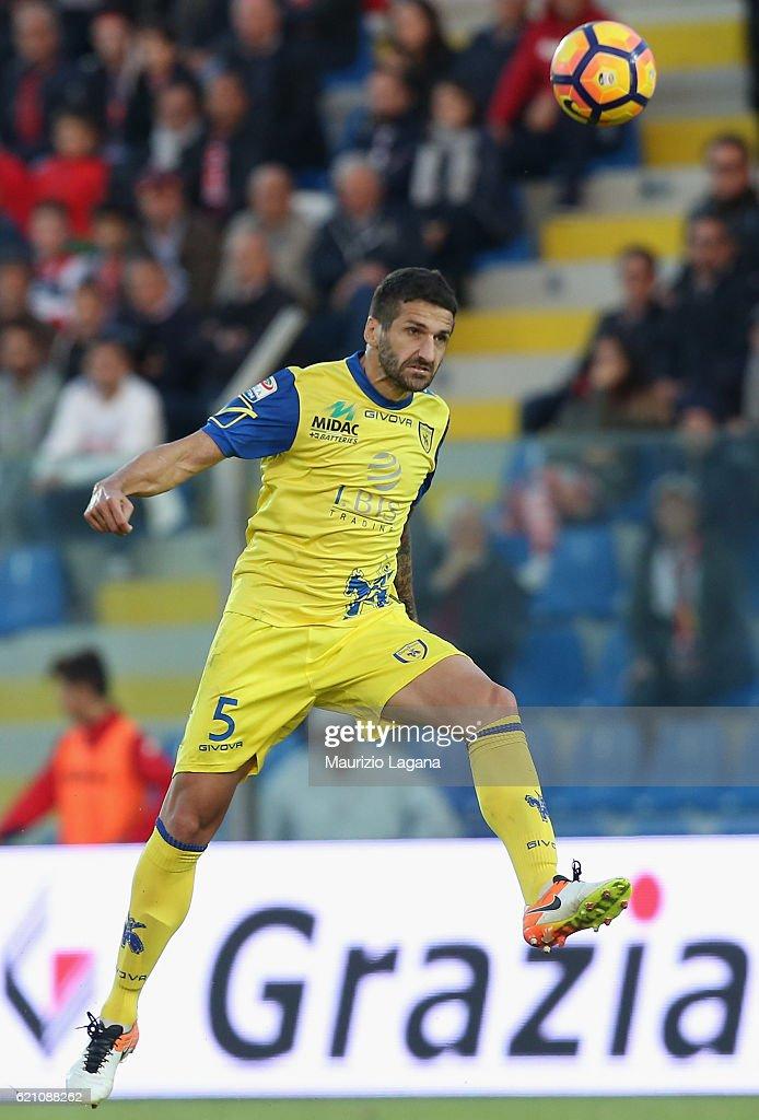 FC Crotone v AC ChievoVerona - Serie A