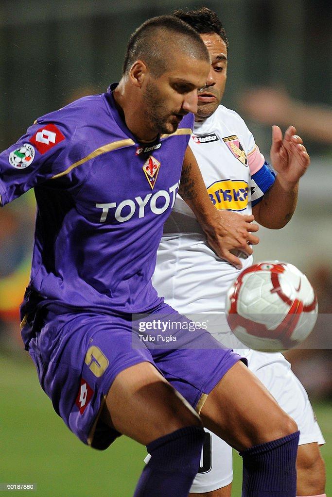ACF Fiorentina v US Citta di Palermo - Serie A : Foto di attualità