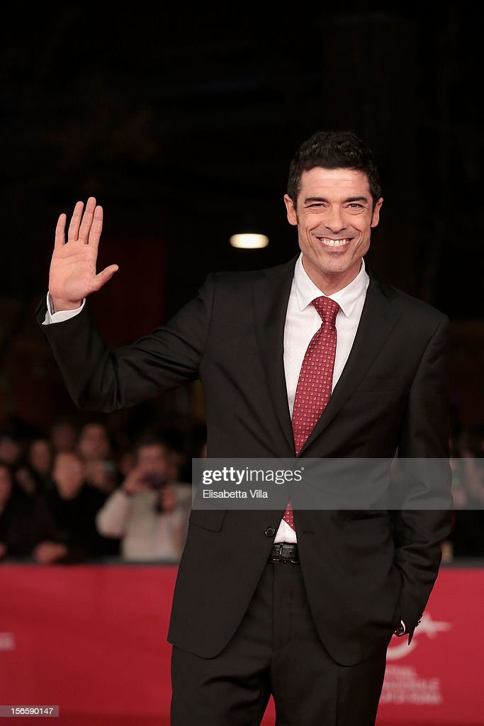 Alessandro Gassman attends the Closing Ceremony during the 7th Rome Film Festival at Auditorium Parco Della Musica on November 17, 2012 in Rome, Italy.