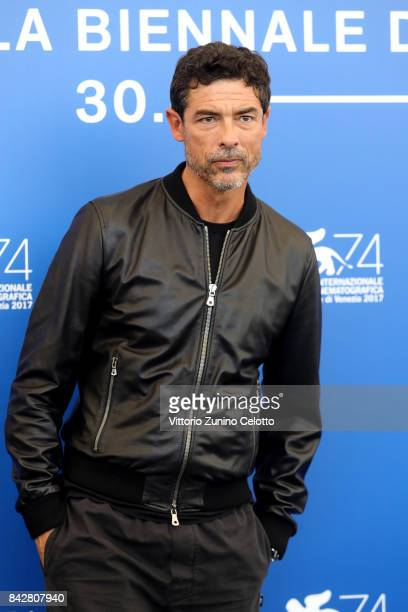Alessandro Gassmann attends the 'Gatta Cenerentola' photocall during the 74th Venice Film Festival at Sala Casino on September 5 2017 in Venice Italy