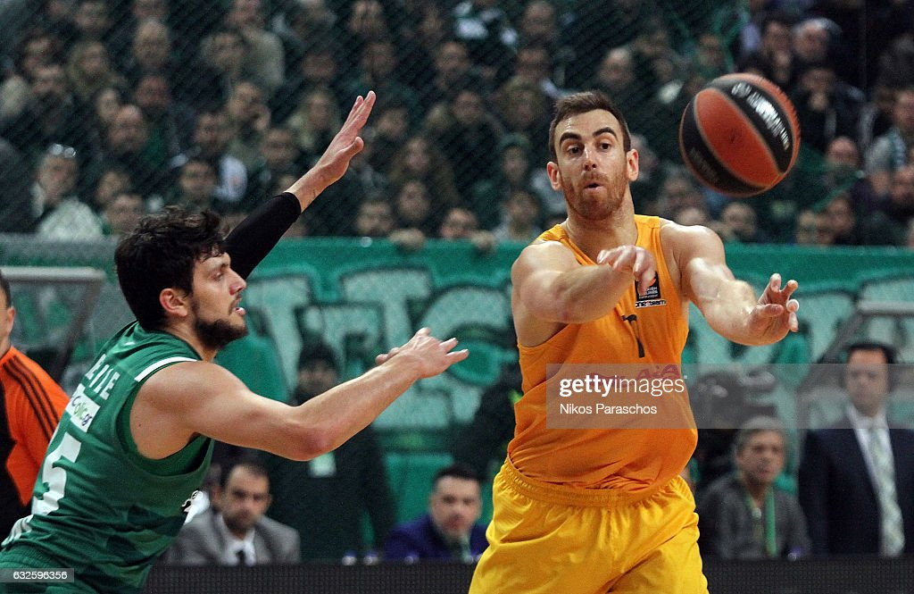 Panathinaikos Superfoods Athens v FC Barcelona Lassa - Turkish Airlines Euroleague