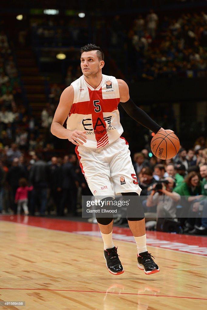 Boston Celtics v Olimpia Milano