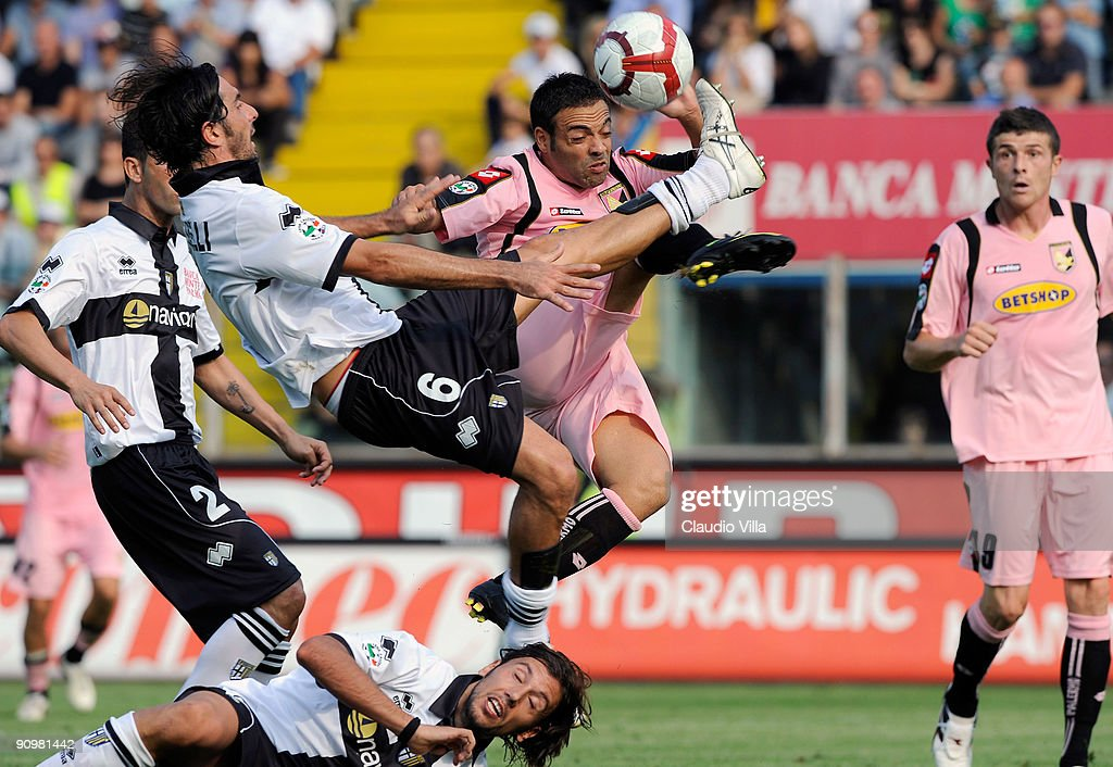 Parma FC v US Citta di Palermo - Serie A : News Photo