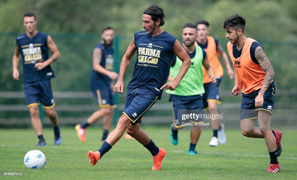Parma Calcio Training Session : ニュース写真