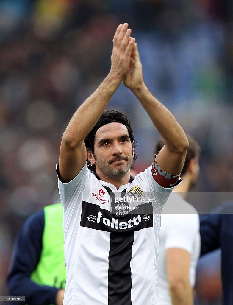 AS Roma v Parma FC - Serie A : News Photo