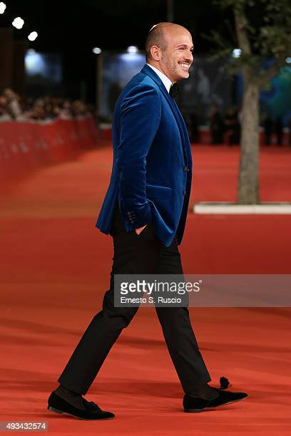 Alessandro Maria Ferreri attends a red carpet for 'VilleMarie' during the 10th Rome Film Fest on October 20 2015 in Rome Italy