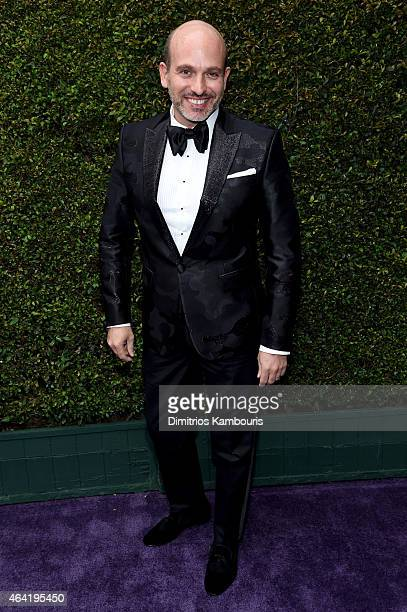 Alessandro Maria Ferreri attends the 23rd Annual Elton John AIDS Foundation Academy Awards Viewing Party on February 22 2015 in Los Angeles California