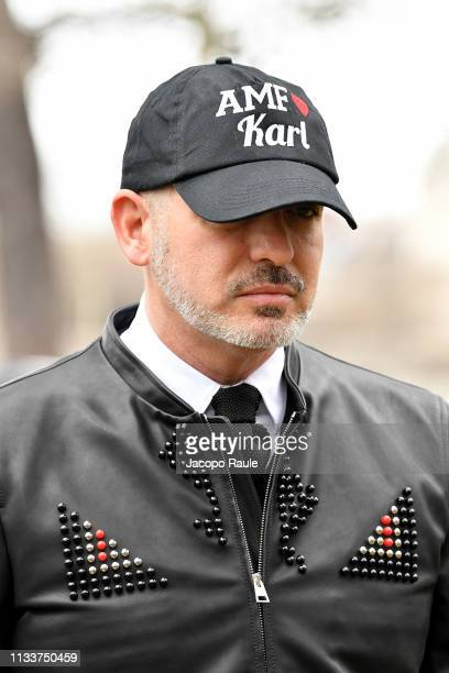 Alessandro Maria Ferreri attends the Chanel show as part of the Paris Fashion Week Womenswear Fall/Winter 2019/2020 on March 05 2019 in Paris France