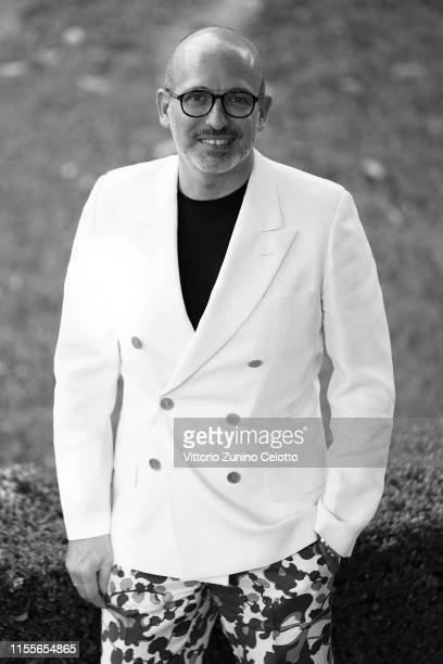 Alessandro Maria Ferreri attends the Givenchy fashion show during Pitti Immagine Uomo 96 on June 12 2019 in Florence Italy