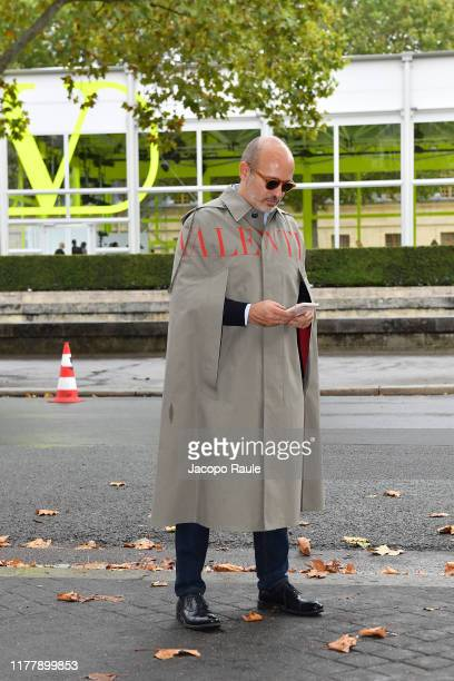 Alessandro Maria Ferreri attends the Valentino Womenswear Spring/Summer 2020 show as part of Paris Fashion Week on September 29 2019 in Paris France