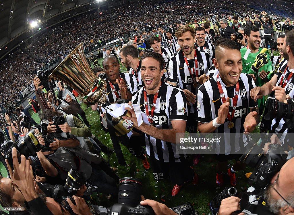 SS Lazio v Juventus FC - TIM Cup Final : News Photo