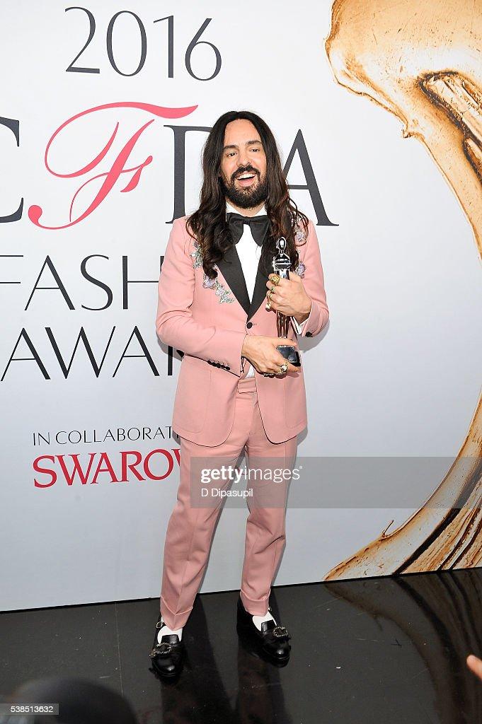 2016 CFDA Fashion Awards - Winners Walk : News Photo