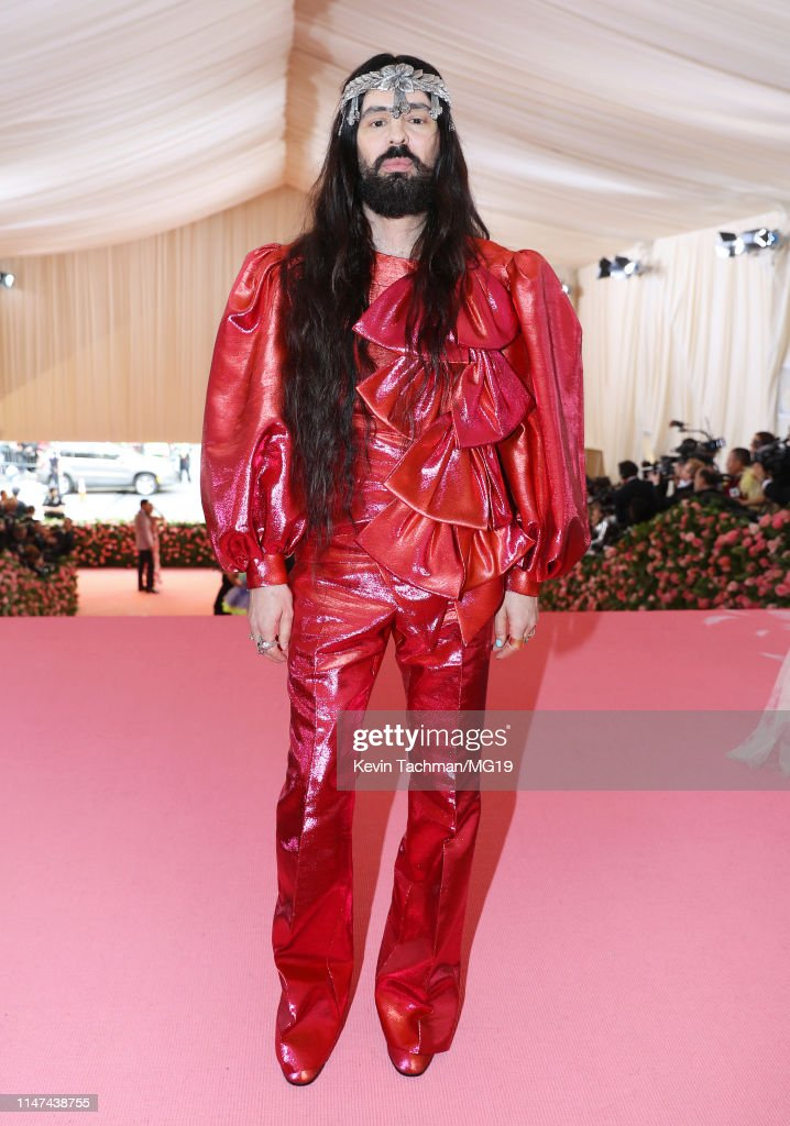 The 2019 Met Gala Celebrating Camp: Notes on Fashion - Red Carpet : News Photo
