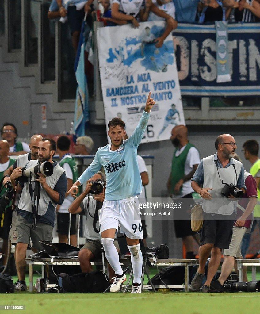 Juventus v SS Lazio - Italian Supercup : Foto di attualità