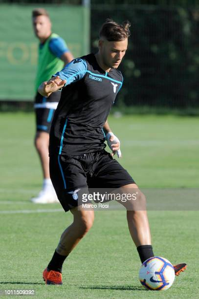 Alessandro Murgia of SS Lazio during the SS Lazio training sesssion on August 5 2018 in Marienfeld Germany