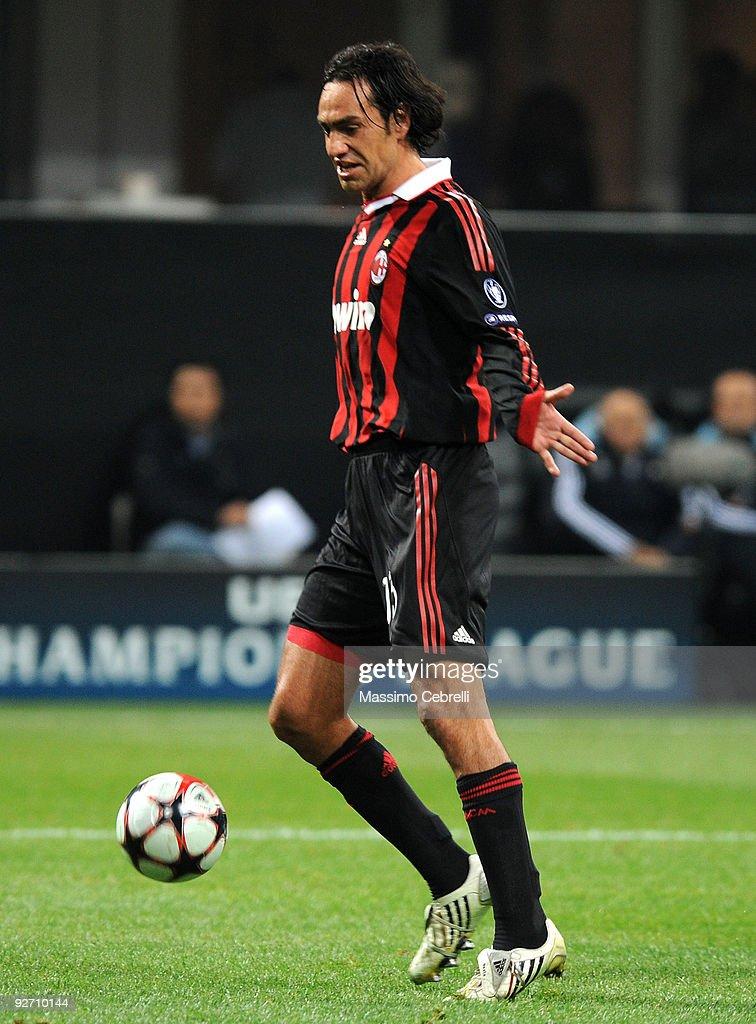 AC Milan v Real Madrid - UEFA Champions League