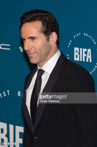 Alessandro Nivola attends the 21st British Independent Film Awards at Old Billingsgate in the City of London December 02 2018 in London United Kingdom
