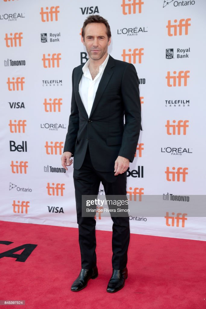 Alessandro Nivola attends the 'Disobedience' premiere during the 2017 Toronto International Film Festival at Princess of Wales Theatre on September 10, 2017 in Toronto, Canada.