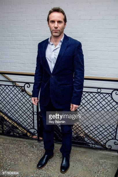 Alessandro Nivola attends the screening after party for 'The Party' hosted by Roadside Attractions and Great Point Media with The Cinema Society at...