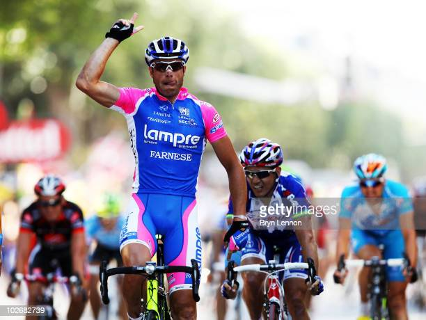 Alessandro Petacchi Stock Photos and Pictures