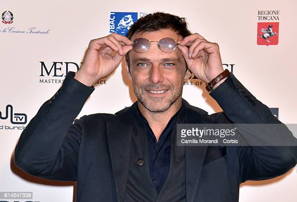 Alessandro Preziosi attends a photocall for 'I Medici' on October 14 2016 in Florence Italy