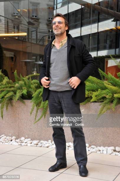 Alessandro Preziosi attends 'Classe Z' Photocall In Rome on March 23 2017 in Rome Italy
