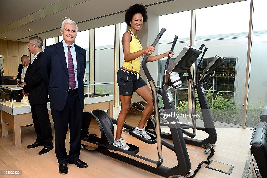 Technogym Village Opening And Wellness Congress